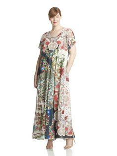 Johnny Was Plus Women's Patchwork Dress, http://www.myhabit.com/redirect/ref=qd_sw_dp_pi_li?url=http%3A%2F%2Fwww.myhabit.com%2Fdp%2FB00GN23ZJC