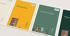 Bective Brand Identity by Both Associates, via Behance