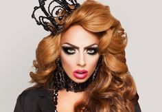 Alyssa Edwards is a drag performer and choreographer from Texas. He is best known for being a contestant on Season 5 and All Stars 2 of RuPaul's Drag Race. Orange Sanguine, Alyssa Edwards, Adore Delano, Rupaul Drag, Save The Queen, Plait, Hey Girl, Showgirls, Pretty People
