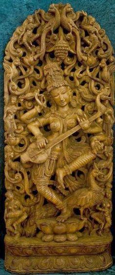 Goddess Saraswati devi Saraswati