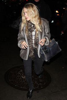 Mary Kate Olsen - The Modern Boho Style Icons We Love :: Company.co.uk