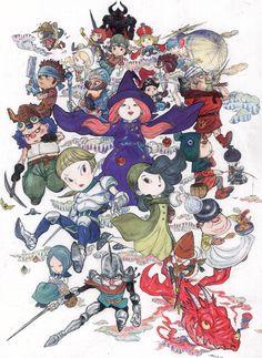Fantasy Life | Nintendo 3DS | Games | Nintendo