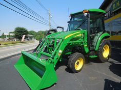 Used John Deere 3520 Tractor is for sale at affordable discounted low price. Just visit our site and check the cheap used farm and utility tractors now.