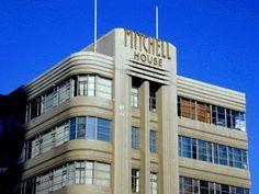 Melbourne City Art Deco Buildings 2