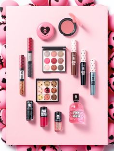 Etude House - Pink Skull Make Up Collection | Memorable Days : Beauty, Fashion & Lifestyle Blog