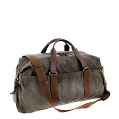 Men's Bags - Men's Messenger Bags, Totes & Men's Suitcases - Men's Accessories - J.Crew