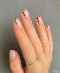Shellac Nails, Nude Nails, Diy Nails, Swag Nails, Grunge Nails, Gradient Nails, Stylish Nails, Trendy Nails, London Nails