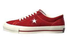 """bffb12b1a47a Converse """"TimeLine"""" ONE STAR Made in Japan """"Red"""""""