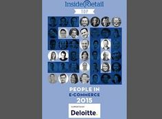 News: Top 50 People in E-commerce crowned: Inside Retail has launched the inaugural Top 50 People in E-commerce publication, free to download. Selected by Inside Retail and our panel of e-commerce experts, the 2015 Inside Retail Top 50 People in E-commerce recognises the biggest and brightest talents in the Australian e-commerce industry. The list features bios and headshots for every e-tail executive as well as key achievements. Read it: http://www.auscommerce.com.au/news-to