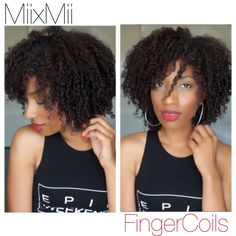 MiixMii Presents : A Finger Coil Tutorial
