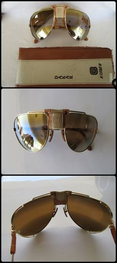 CEBE DAKAR 1000 vintage 80s made In France by HoleInTheWater
