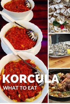 What to Eat on Korcula - Korcula Explored