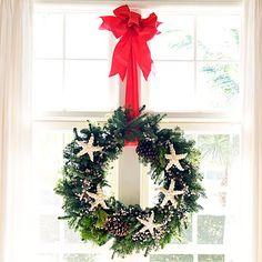 14 Ideas for Festive Wreaths - Coastal Living
