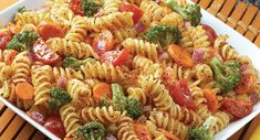 Enjoy the taste of the old favorite Pasta Salad Vinaigrette with this easy-to-make recipe.