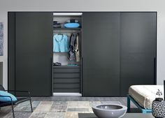 Alfa Sliding Door Wardrobe