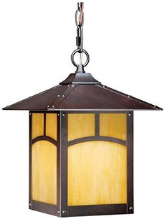Outdoor Décor-Vaxcel TLODD090EB Taliesin 9Inch Outdoor Pendant Espresso Bronze * You can get additional details at the image link.