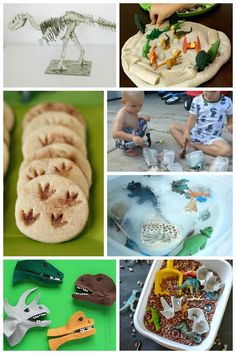 50 Dinosaur Crafts & Activities