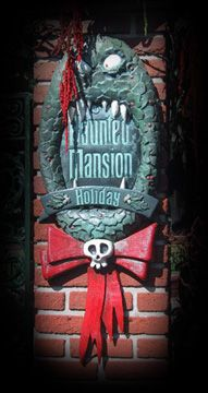 haunted mansion holiday details