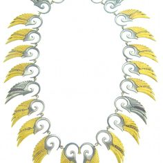 Amazing reversible wing necklace! #jewelry #wings #2for1