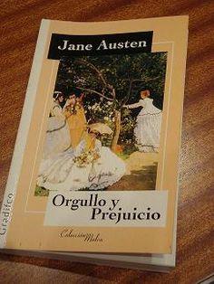 """""""ORGULLO Y PREJUICIO"""" de Jane Austen.."""