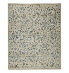 Marin Hand Knotted Rug 9' x 12' E3071
