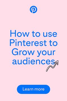 Hear from Vix about her Pinterest journey and her top tips on how she grew her audience on Pinterest and also for her business Grow & Glow.
