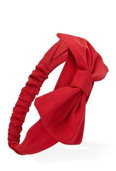 Bow Accent Headwrap | FOREVER21 - 1000061077