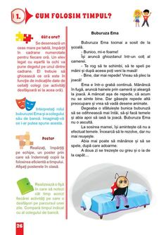 Dezvoltare Personala Semestrul I Romanian Language, 4 Kids, Children, Little Einsteins, Educational Games, Worksheets For Kids, Emotional Intelligence, School Counseling, After School