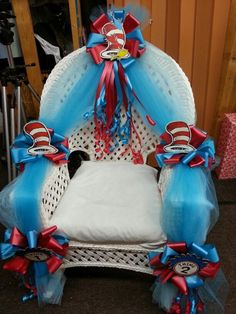 Dr Suess baby shower 3d chair was amazing. . It made the shower.... sherpatrickphoto@gmail.com 7185477000