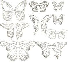 Copy of Butterfly Wings.jpg, Johanna DragonLady Jimenez, SciFi Fantasy Art
