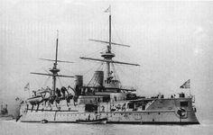 Two-stack battleship