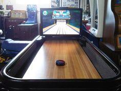 Custom Shuffleboard Table   Http://cind.bridgetonpdx.com/custom  · Shuffleboard  TableBuild Your OwnHow ...