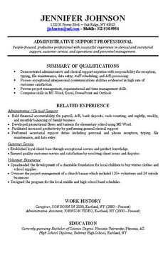 a stay at home mom resume for parents with a solid amount of