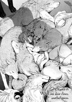 "manga-and-stuff: ""The Ancient Magus' Bride Kore Yamazaki "" Anime Wolf, Manga Anime, Anime Art, Character Art, Character Design, The Ancient Magus Bride, Estilo Anime, Fan Art, Manga Drawing"