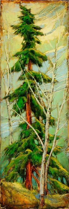 Paintings | David Langevin Artworks Inc.