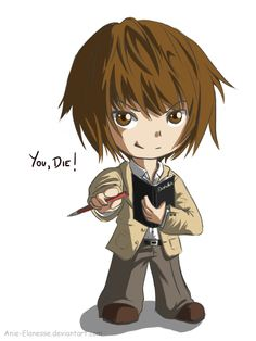 light yagami drawing - Google Search