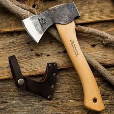 Wetterlings Swedish Hand Forged Belt Axe