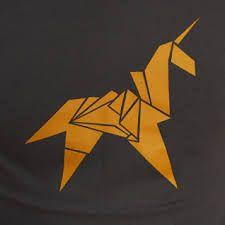 origami unicorn - Google-søk