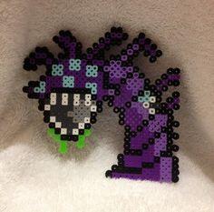 League of Legends Baron Nashor Perler Bead art by DerpyCrafts, $10.00