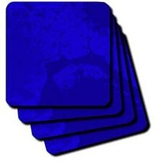 """Abstract Blue Splatter - Set Of 4 Ceramic Tile Coasters by 3dRose LLC. $19.99. Construction grade. Dimensions: 4"""" H x 4"""" W x 1/4"""" D. High gloss finish. Not absorbent. Comes with protective felt pads (packed separately). Abstract Blue Splatter Coaster is a great complement to any home décor. Soft coasters are 3.5"""" x 3.5"""", are absorbent and can be washed. Ceramic coasters are 4.25"""" x 4.25"""", non absorbent and come with felt corner pads. Available in sets of 4 and 8.. Save 17%!"""