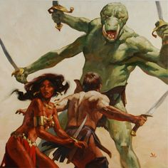 Going to attend the Illustration Master Class next week in Amherst MA. These are some of the amazing artists that will be teaching there: Greg Manchess