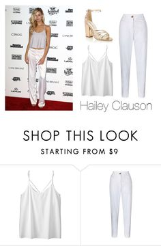 """""""Sports Illustrated Style Crush: Hailey Clauson"""" by simplybe ❤ liked on Polyvore featuring Dolcis"""