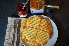Norwegian waffles...