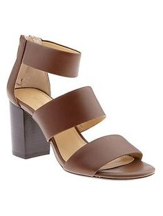Martine Sandal (also my little sister's name..classy and  good-looking)