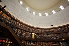 stockholm library