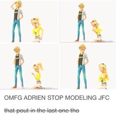 if adrien was real I actually don't know what I would do