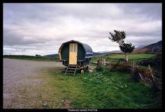 Gypsy cart | Kerry, Ireland Restoration of an old analog sho… | Tommaso Manzi | Flickr
