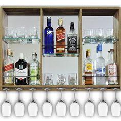 Bar Sala, Liquor Cabinet, Motocross, Storage, Furniture, Home Decor, Products, Wall Bar, Loo Roll Holders