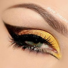 eve_lineczka #cosmetics #makeup #eye
