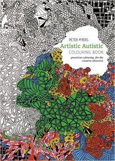 Artistic Autistic Colouring Book